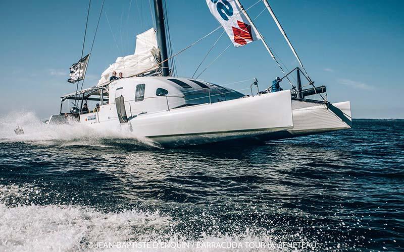 Location de catamaran avec skipper