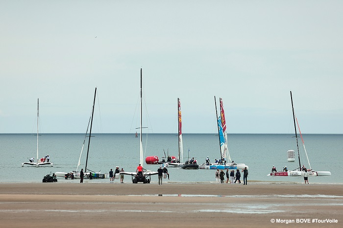 Tour Voile Dunkerque